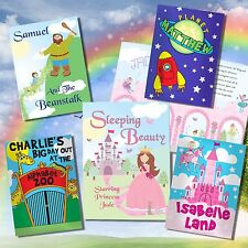 Personalised Childrens Story Books, Kids Stories, Fairy Tales, Birthday Gifts