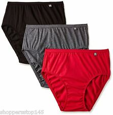 NEW Jockey Women's Cotton Hipster/Underwear (Pack of 3) - 701 FREE SHIPPING