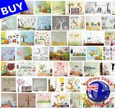 Family DIY Removable Wall Stickers Decal Art Vinyl Quotes Kids Home Room Decor