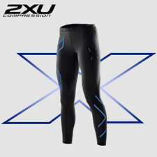 2XU Tights Pants Compression Slim Women Sports Exercise Trousers Fitness Elastic