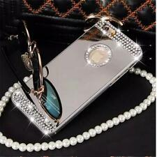 Luxury Mirror Bling Crystal Hard Back Case Cover For Apple iPhone 6s 6plus+