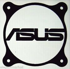 ASUS style Fan Grill Cover 80mm 92mm 120mm 140mm 180mm 200mm Custom  PC case