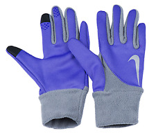 NWT Nike Women Element Thermal Running Gloves Winter Training Athletics 98517MD