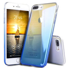 Glossy Clear Crystal Slim Mirror Plating Case Cover Skin for iPhone 6/6s/ 7 Plus