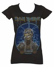 Official Women's Iron Maiden Mummy T-Shirt from Amplified