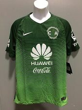 club america jersey green 2017 third nike authentic seleccion mexicana men size
