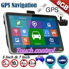 5/7 inch TFT LCD Display TRUCK CAR Navigation GPS Navigator SAT NAV 8GB 560 ZX