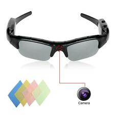 720P Sport Action Sunglass Glasses Spy Camera Video Camcorder Cleaning Cloth AB