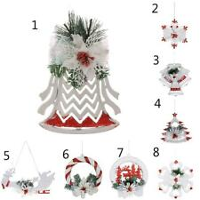 Christmas Tree Ornaments Xmas Party Home Hanging Decoration Wall Decoration