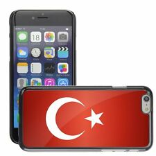 Hard Phone Case Cover Skin For Apple iPhone turkey national flag country flag