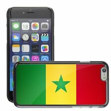 Hard Phone Case Cover Skin For Apple iPhone senegal national flag country flag