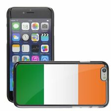 Hard Phone Case Cover Skin For Apple iPhone ireland national flag country flag