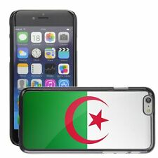 Hard Phone Case Cover Skin For Apple iPhone algeria national flag country flag