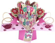 Valentines Day Mothers Day Cards Birthday Cards and All Occasions Pop up Card 00