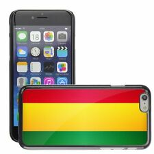 Hard Phone Case Cover Skin For Apple iPhone bolivia national flag country flag