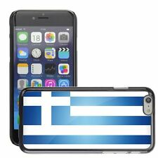 Hard Phone Case Cover Skin For Apple iPhone greece national flag country flag