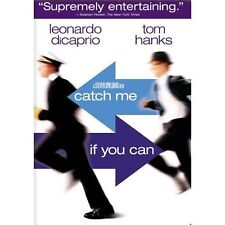 Catch Me If You Can (DVD, 2003, 2-Disc Set, Full Frame)