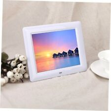 """7"""" LCD HD High Resolution Digital Picture Photo Frame MP3/4 Alarm + Remote I ZP"""