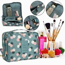 Casual Cosmetic Bags Multifunction Wash Bag Women Makeup Portable Wash Bag SY