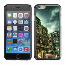Hard Phone Case Cover Skin For Apple iPhone Old street Galata Istanbul