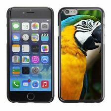 Hard Phone Case Cover Skin For Apple iPhone Talk of old funny parrot