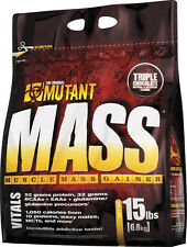 Mutant Mass 2.2kg - 6.8kg Mass Muscle Gainer FAST DELIVERY ALL FLAVOUR