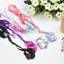 New -MD99 Stereo 3.5mm Earphone Headphone With Mic Headset For Call Phone Sony