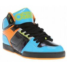 OSIRIS NYC 83 Cyan black orange EU42 9US