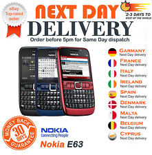 Brand New  Nokia E63 Wifi 3G Camera Unlocked Mobile Phone