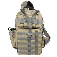 Maxpedition Kodiak Gearslinger Laptop Compatible Backpack Khaki Foliage 0432KF