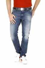 "DIESEL MENS ACID WASH JEANS BUSTER 0837A L.32""  FREE SHIPPING NWT"