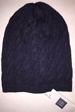 Girl's Baby GAP Blue Galaxy Classic Cable Knit Beanie, 6-12 Months, 12-18 Months
