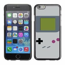 Hard Phone Case Cover Skin For Apple iPhone Game console on gray