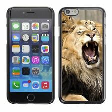 Hard Phone Case Cover Skin For Apple iPhone Naughty cub bit lion ear
