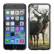 Hard Phone Case Cover Skin For Apple iPhone Strong male deers