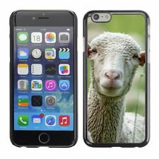 Hard Phone Case Cover Skin For Apple iPhone Sheep with big ears
