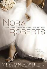 Vision in White by Nora Roberts Book 1 (2009, Paperback) new