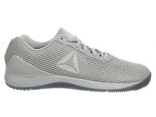 NEW MENS REEBOK CROSSFIT NANO 7.0 TRAINING SHOES TRAINERS SKULL GREY / WHITE