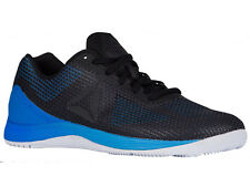 NEW MENS REEBOK CROSSFIT NANO 7.0 TRAINING SHOES TRAINERS BLUE BEAM / HORIZON BL