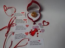 My Last Rolo - Romantic Novelty Gift Present for Him/Her