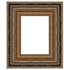 "Eli Frames Upscale Museum Gallery Picture Frame Wood Gold Leaf 2.3/4"" Wide NEW"
