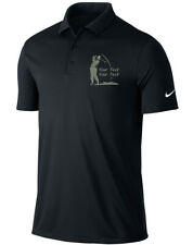 Official Nike Polo Embroidered Personalised Mens Golf Polo, FREE Golf Towel 12 C