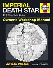 Death Star Manual: DS-1 Orbital Battle Station by Ryder Windham (Hardback, 2013)