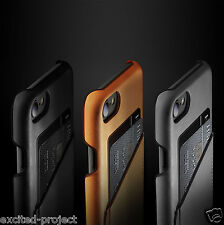 MUJJO iPhone 7 (4.7') - Exclusive Vegetable Tanned Leather Case - 3 Variations
