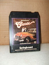 "1978 MUSIC FROM THE MOVIE""GREASE""BY""THE CRUISERS""8-TRACK TAPE + FREE TAPE TESTED"