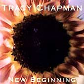 New Beginning by Tracy Chapman, CD, 1995 Elektra, female vocals, folk/rock/pop