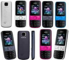 Brand New Nokia 2690 - White, black,Purple/ Blue/ Pink (Unlocked) Mobile Phone