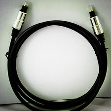 5/10FT Digital Fiber Optic Audio Cable Optical SPDIF TosLink for TV DVD AMP New