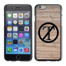 Hard Phone Case Cover Skin For Apple iPhone 182 trump is out wood dry
