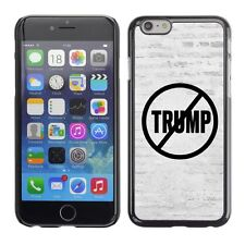 Hard Phone Case Cover Skin For Apple iPhone 131 never trump bricks cement wall